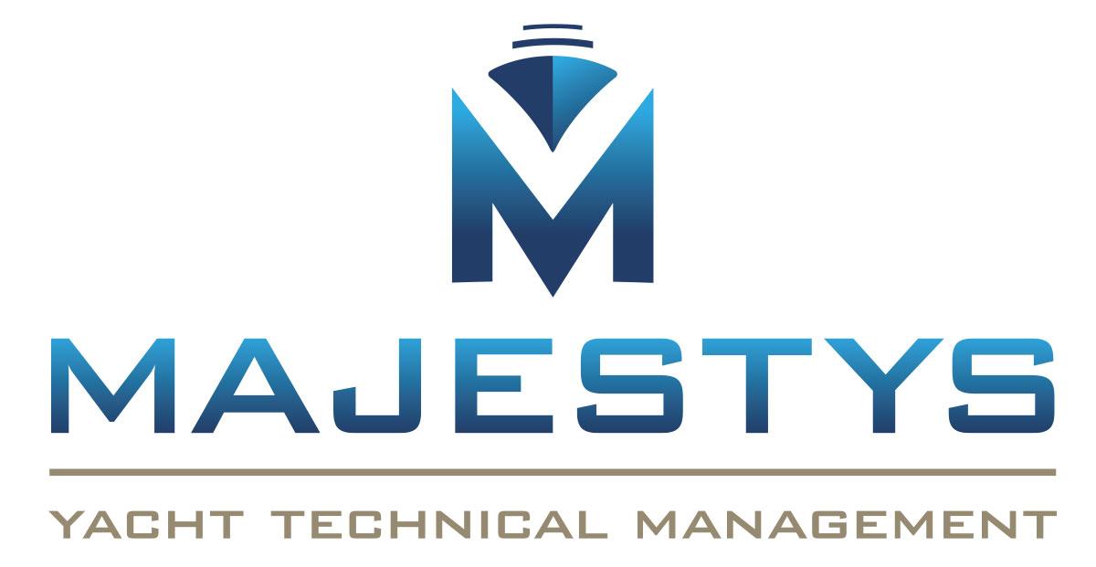 Logo Majestys yacht technical management